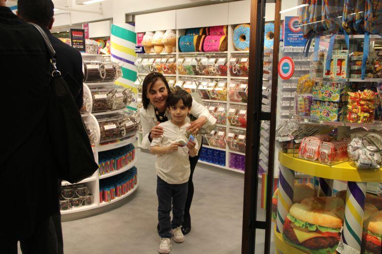 Dylan's Candy Bar at TurnStyle (Photo: Lauren Elkies Schram/ for Commercial Observer).