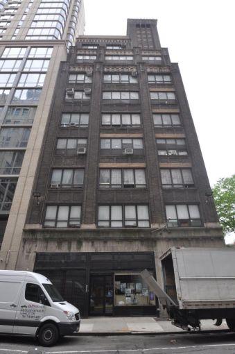 338 West 39th Street.