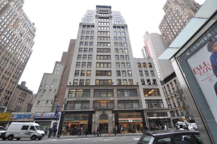 535 Eighth Avenue.