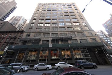 318 West 39th Street.