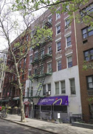103 St. Mark's Place.