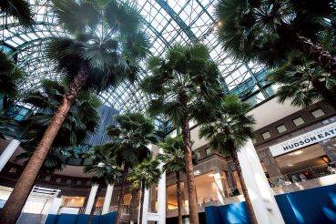 Brookfield Place (Photo: Emily Assiran/ for Commercial Observer).