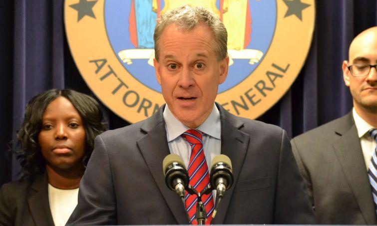 Eric Schneiderman (Photo: New York Attorney General's office).