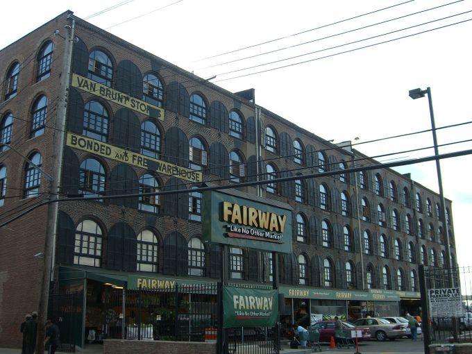 Fairway in Red Hook (Courtesy: Wikipedia).