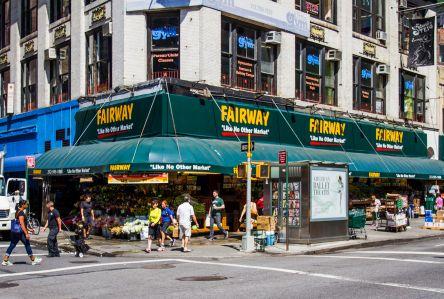 Fairway Market.