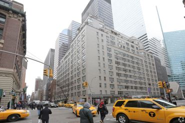 136 East 55th Street (Photo:   CoStar Group).