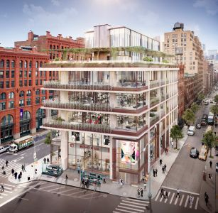 Rendering of 300 Lafayette Street (Courtesy: Related-LargaVista).