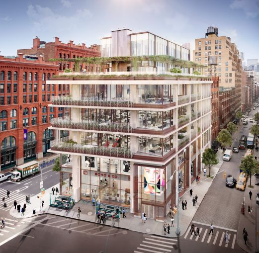 Rendering of 300 Lafayette Street (Courtesy: Related-LargaVista).