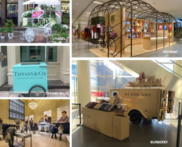 Pop-ups will be a part of the offerings at Westfield World Trade Center (Image: Westfield World Trade Center marketing materials).