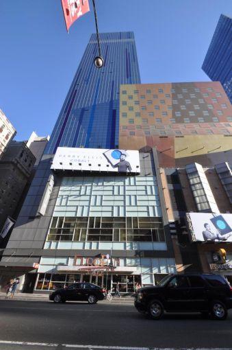 Westin Time Square (Image courtesy: PropertyShark).