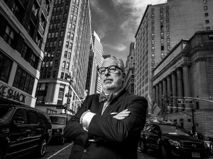 Fred Posniak (Photo: Sasha Maslov/for Commercial Observer).