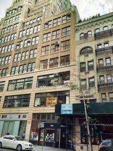 242 West 27th Street (Photo: Walter & Samuels).