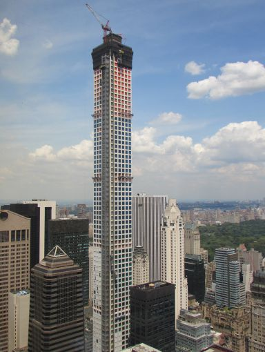 Lendlease built CIM Group and Macklowe Properties' luxury condo at 432 Park Avenue.