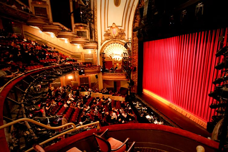 Palace Theatre.