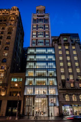 693 Fifth Avenue.