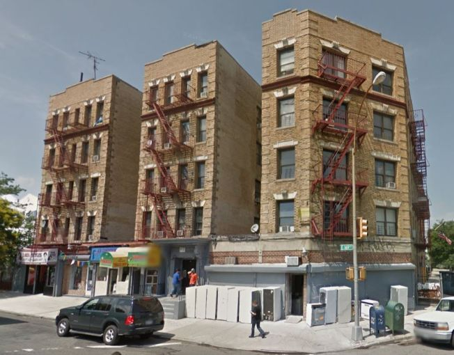 899 EAST 169TH STREET (PHOTO: CITICORE MANAGING PARTNERS.)