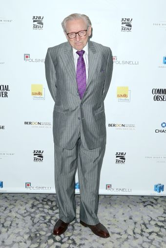 Larry Silverstein of Silverstein Properties (Photo: Jimi Celeste/PMC).