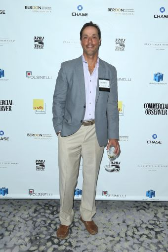Jeffrey DiModica of Starwood Capital Group (Photo: Jimi Celeste/PMC).