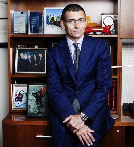 Mark Weiss (Photo: Celeste Sloman/for Commercial Observer).