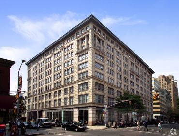315 Hudson Street, where Galvanize recently opened its first New York City location.