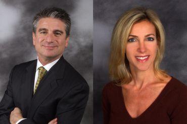 Steven Schwartz and Abbey Kosakowski (Courtesy: Torchlight Investors).