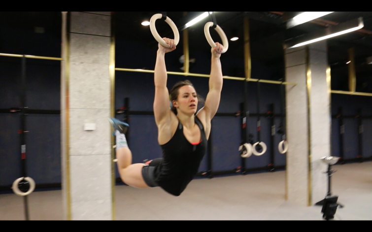 Camille LeBlanc-Bazinet (Photo courtesy: ICE NYC).