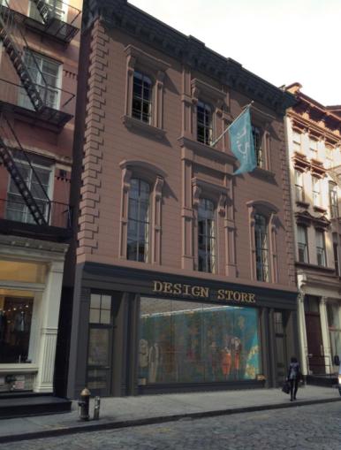 155 Mercer Street (Image: Thor Equities).