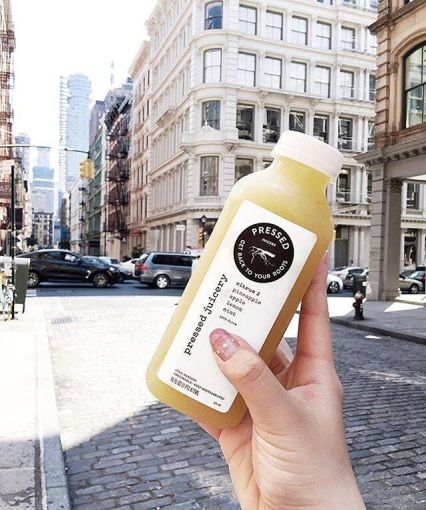 Pressed Juicery (Photo: Facebook).
