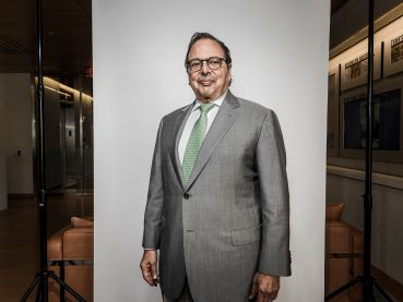 Douglas Durst (Photo: Sasha Maslov/for Commercial Observer).
