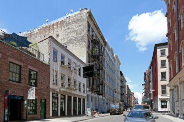 5-7 Mercer Street (Photo: CoStar Group).
