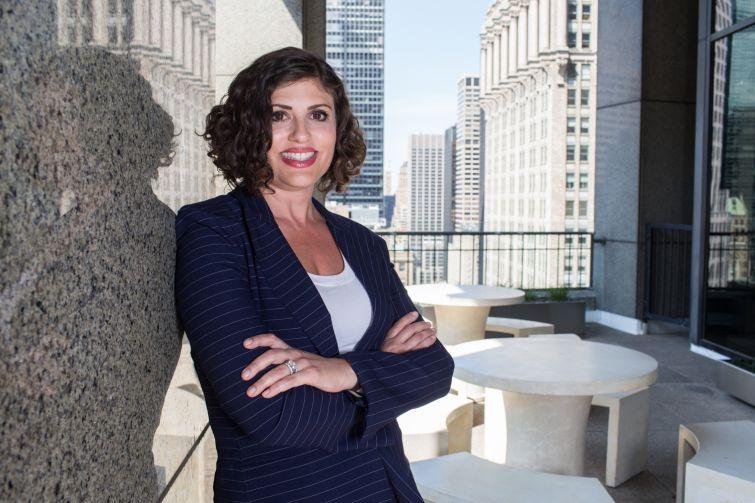 Amira Yunis (Photo: Aaron Adler for Commercial Observer).
