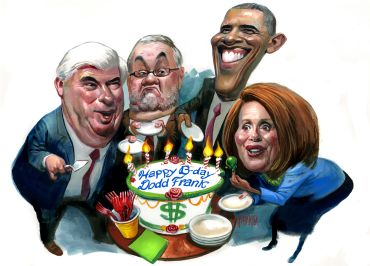Happy Sixth Birthday, Dodd-Frank!