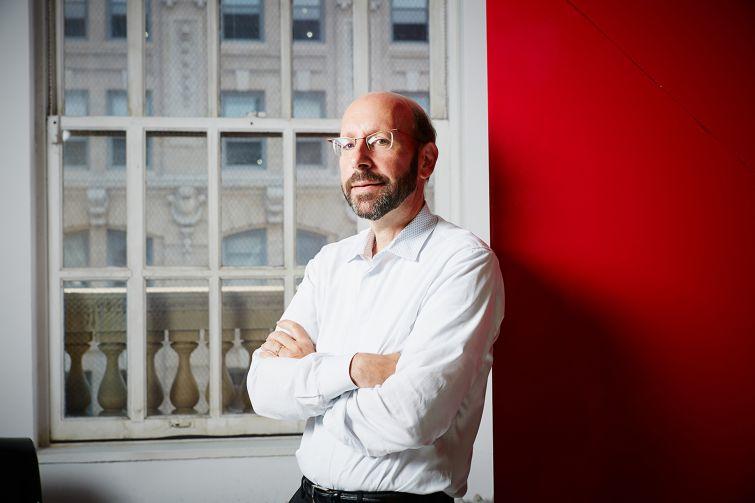 Gene Kaufman (Photo: Yvonne Albinowski/ For Commercial Observer).