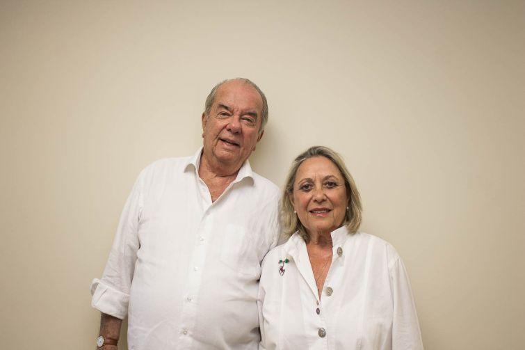 Bob Hebron and Paula Ingram (Photo: Jemma Dilag/for Commercial Observer).