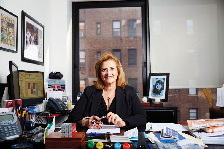 Jodi Pulice (Photo: Yvonne Albinowski/for Commercial Observer).