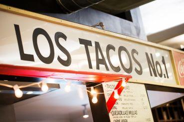 Los Tacos No. 1.