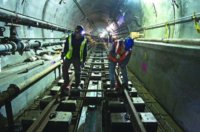 Phase One of the Second Avenue Subway is Nearing Completion (Credit: MTA).