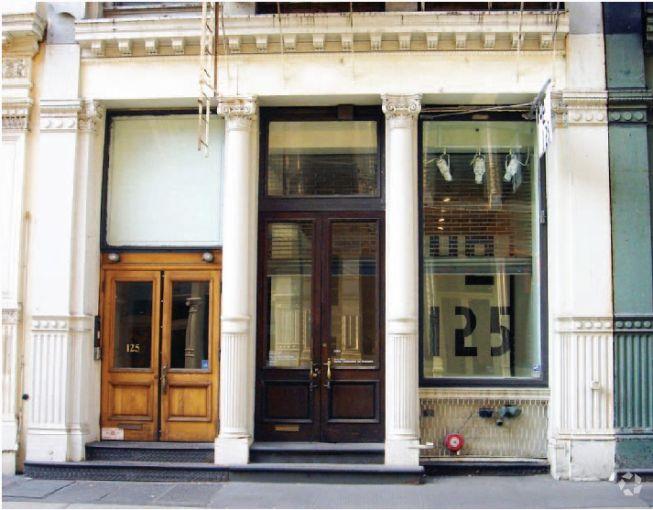 125 Greene Street (Photo: CoStar Group).