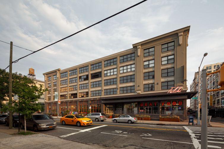 Falchi Building at 31-00 47th Avenue.