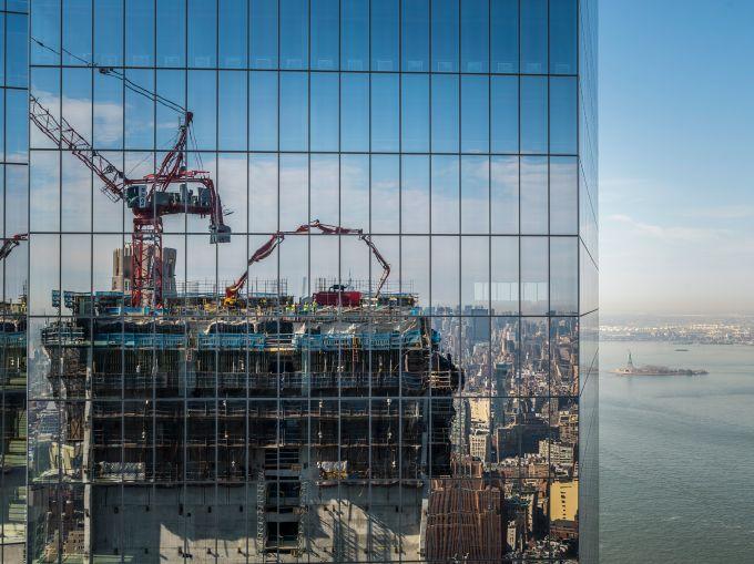4 World Trade Center (Photo: Sasha Maslov/for Commercial Observer).