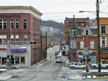 Tarentum, Pa. (Courtesy: Jon Dawson, Flickr).