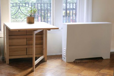 A radiator enclosed with the Cozy, from Radiator Labs (Photo: Radiator Labs).