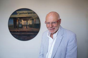 Francis Greenburger (Photo: Aaron Adler/for Commercial Observer).