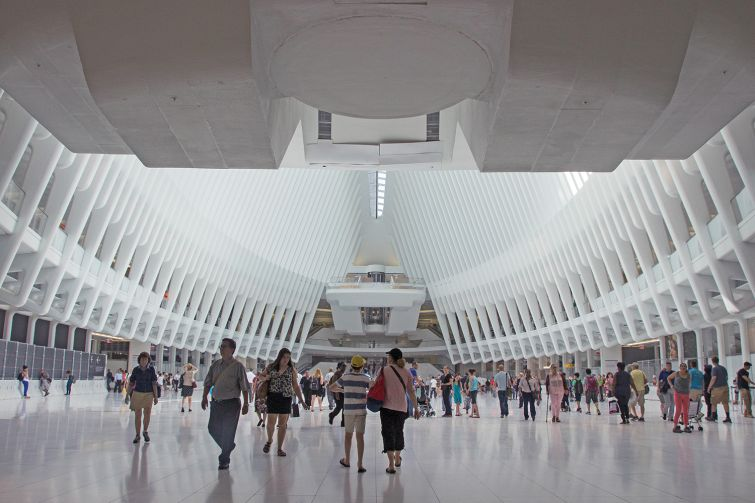 Westfield World Trade Center opened this week (Photo: David Khorassani/for Commercial Observer).