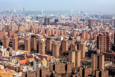 East Harlem (Photo: Marko Tatarac of Ariel Property Advisors).