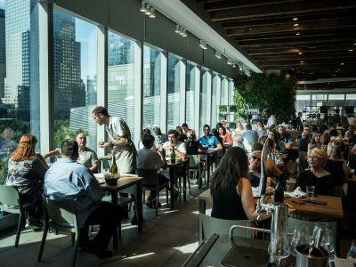Eataly in 4 World Trade Center. Photo: Sasha Maslov/for Commerciall Observer