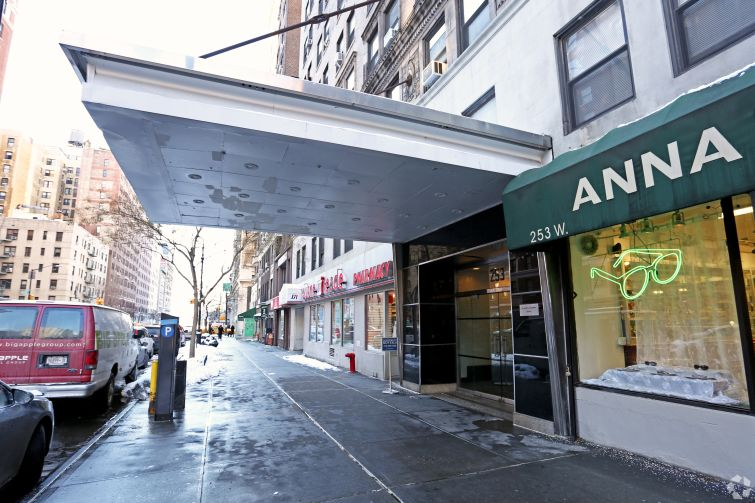 253 West 72nd Street. Photo: CoStar Group