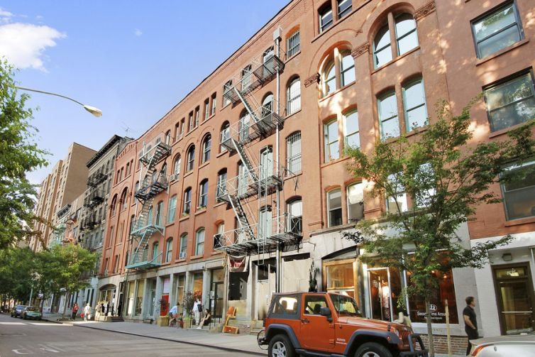 262-272 Mott Street. Photo: Streeteasy