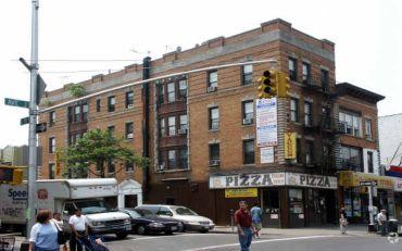 1424 Avenue J, The Di Fara Pizza building (Photo: The CoStar Group).