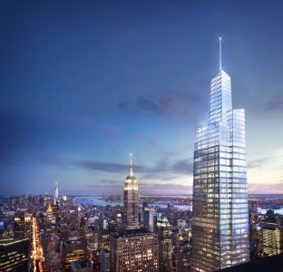 A rendering of One Vanderbilt.